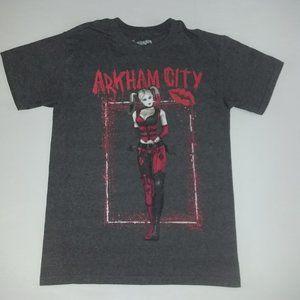 Batman Arkham City- Harley Quinn Tee